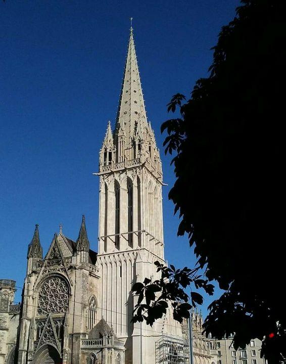 Saint Etienne Cathedral - Jodie