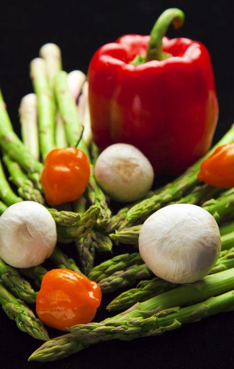 Veggie Medoly - Inspired Wimsy
