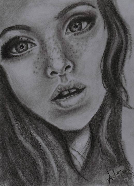 Freckles - Aisha Santos