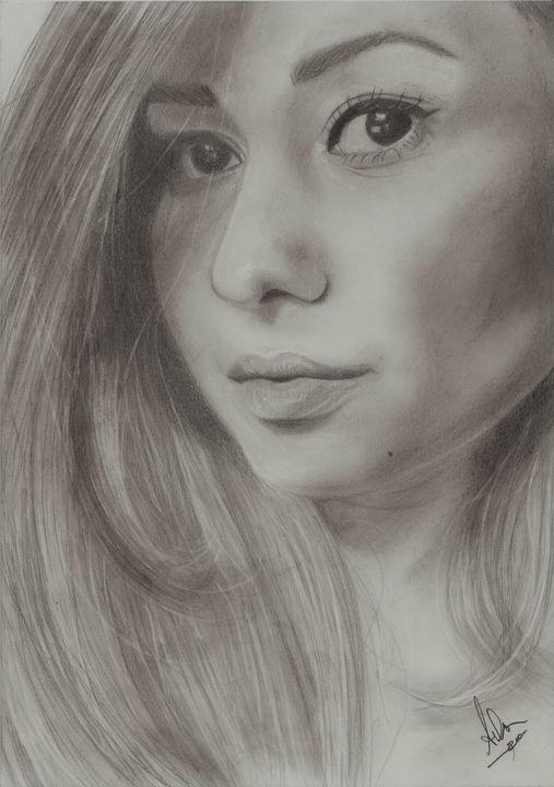 Woman's Portrait - Aisha Santos