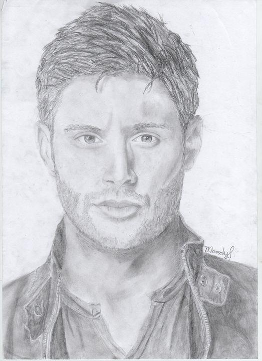 Jensen Ackles - Mandy's Art