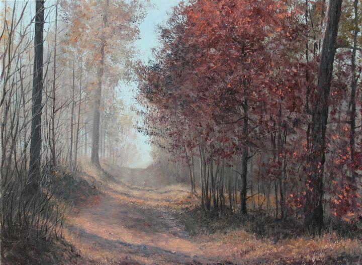 Autumn Silence - Kucheryavyy Viktor