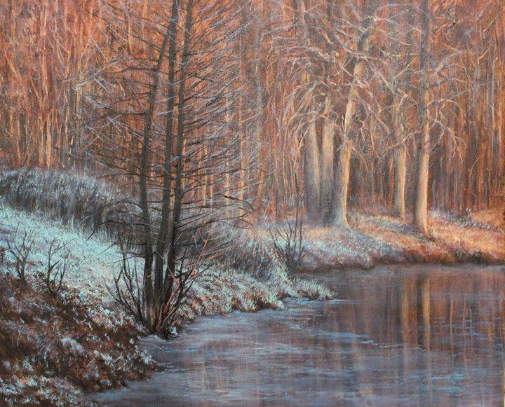 Morning Frost - Kucheryavyy Viktor