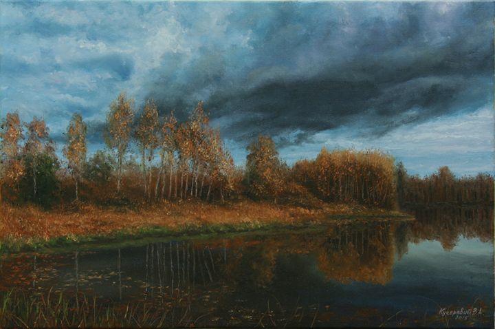 Winds Bringing Winter - Kucheryavyy Viktor