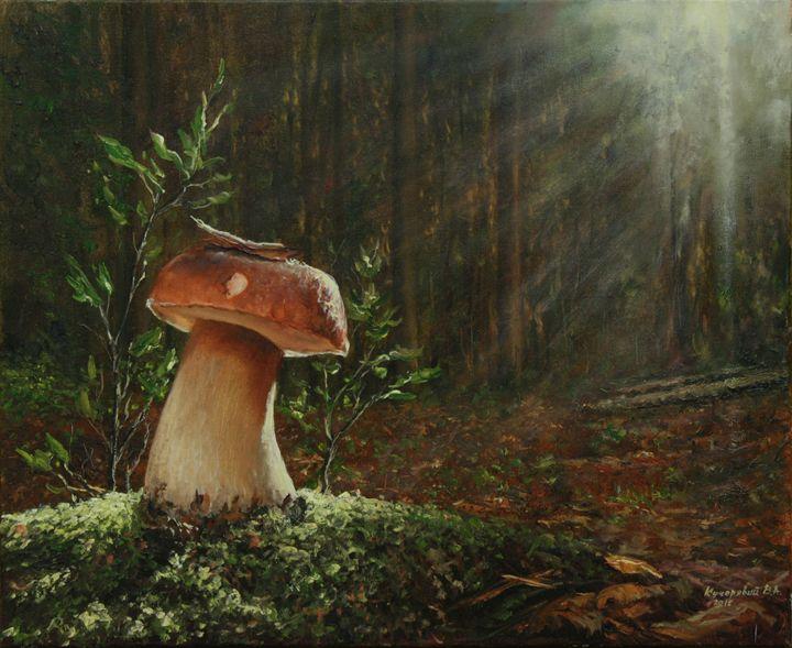 Hidden Treasure - Kucheryavyy Viktor