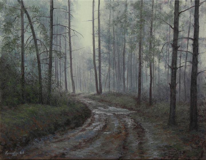 Rain - Kucheryavyy Viktor