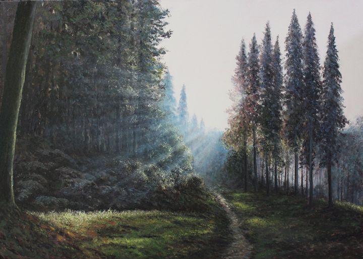 Illuminated - Kucheryavyy Viktor
