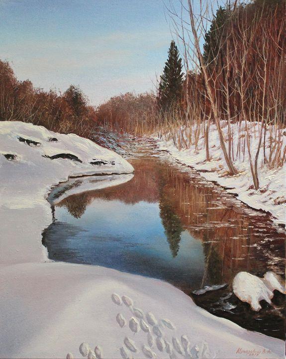 Liquid Mirror - Kucheryavyy Viktor