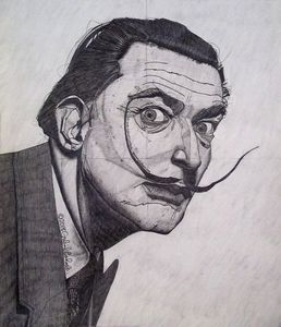 Hey! It's ME!! Salvador DALI!!!