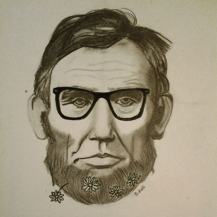 Hipster Lincoln - Cat's Cradle Studio