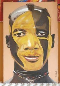 Il giallo guerriero africano