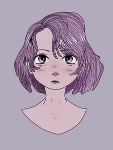 Manga: purple