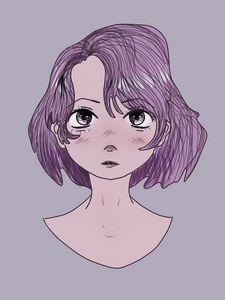 Manga: purple