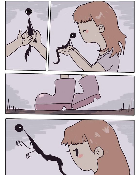 Chibi: comic - theyn_draw
