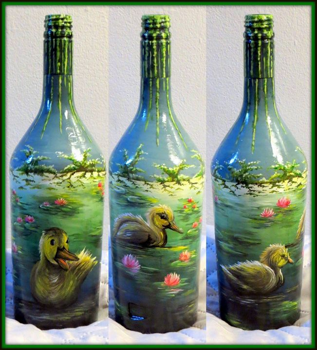 Dolcetto Ducklings - Kristen Ann's Paintings