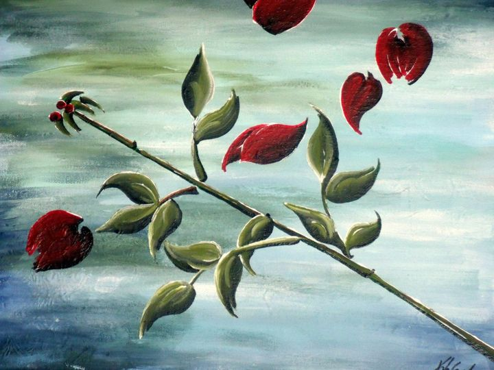 Roses - Kristen Ann's Paintings