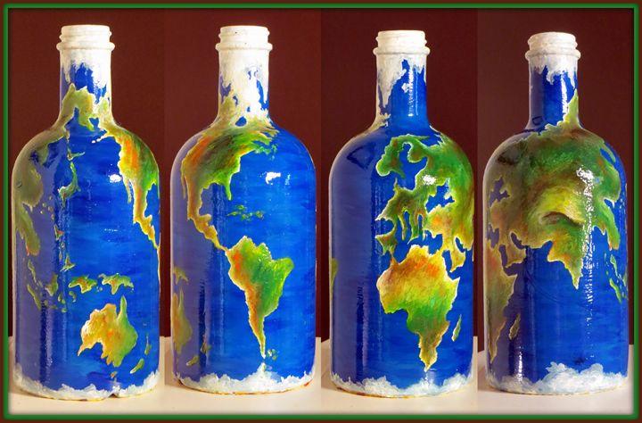 World of Whisky - Kristen Ann's Paintings