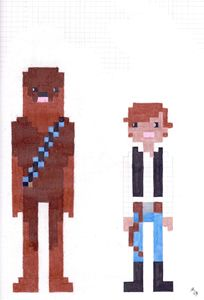 Han and Chewy 8 bit