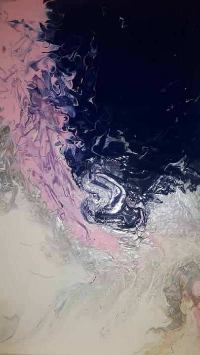 Silver Mount - Innes Vranes Oil Paintings