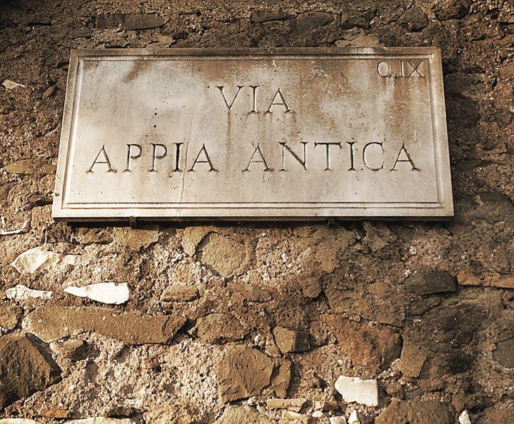 VIA APPIA ANTICA - Luci28