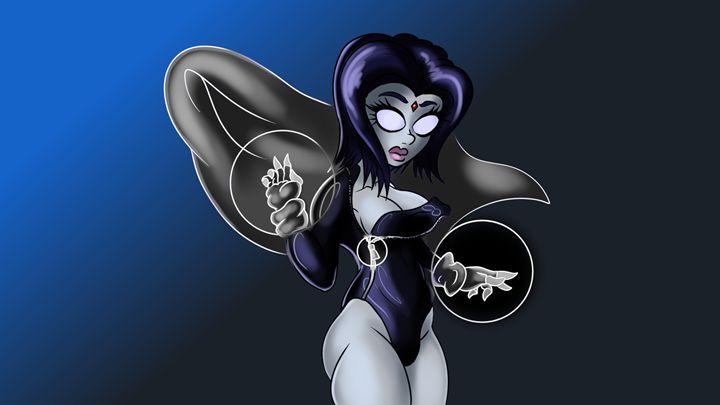 Raven - Paul's Perfect Pixels