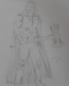 thor from endgame