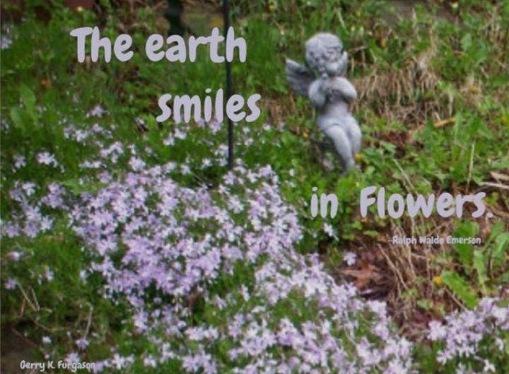 THE EARTH SMILES - Gerry K. Furgason