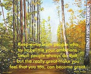 KEEP AWAY FROM PEOPLE