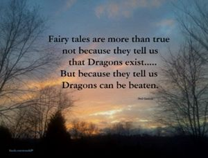 FAIRY TALES ARE MORE THAN TRUE - Gerry K. Furgason