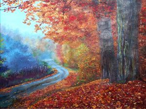 COUNTRY ROAD - Gerry K. Furgason