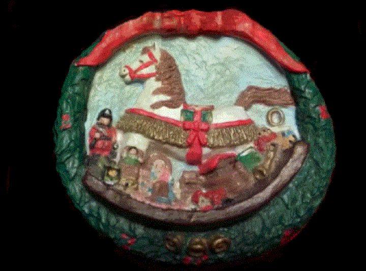THE ROCKING HORSE - Gerry K. Furgason
