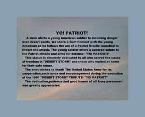 YO! PATRIOT!