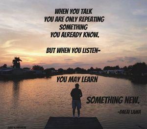 WHEN YOU TALK - Gerry K. Furgason