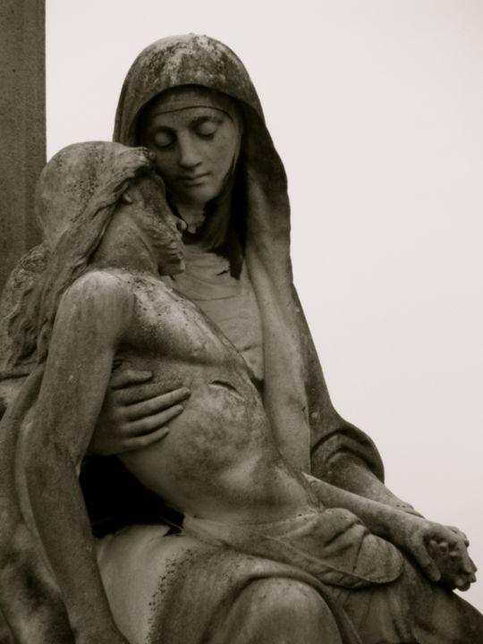 Jesus and Mary, Loyasse - Robert Minick