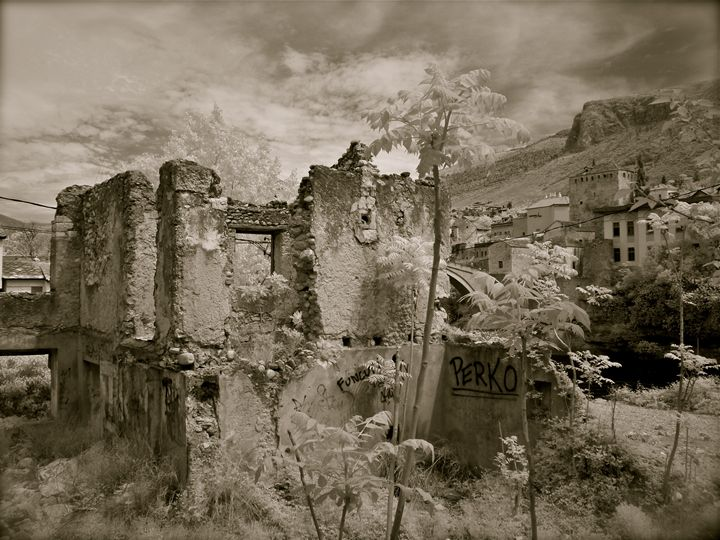 Project Mostar #1 - Robert Minick