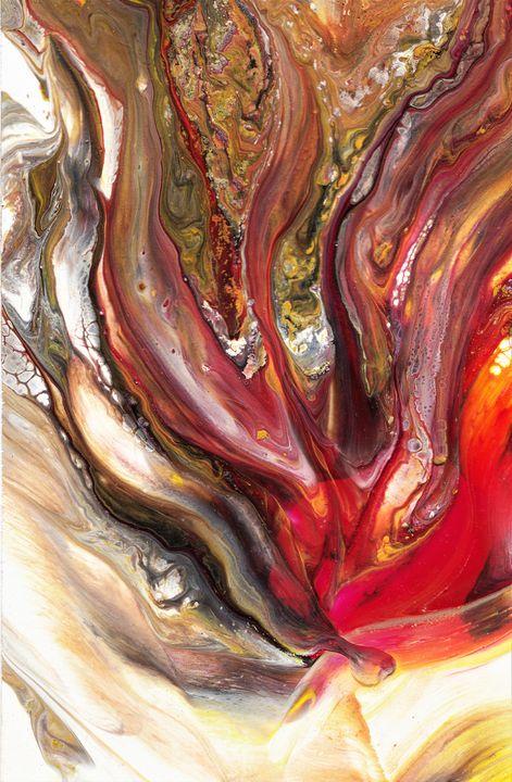 Dante - Zhanna Abstract artist