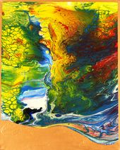 Zhanna Abstract artist