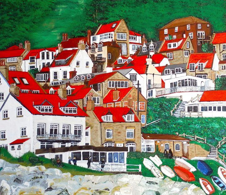 Runswick Bay - Mark James