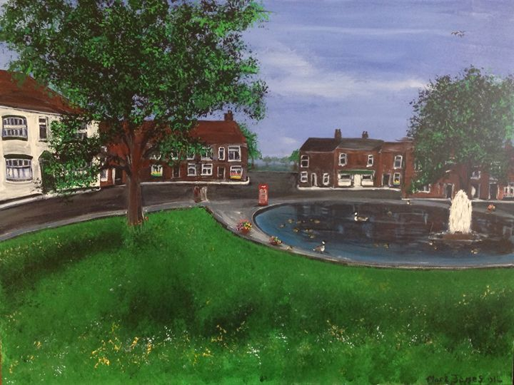 Norton duck pond - Mark James