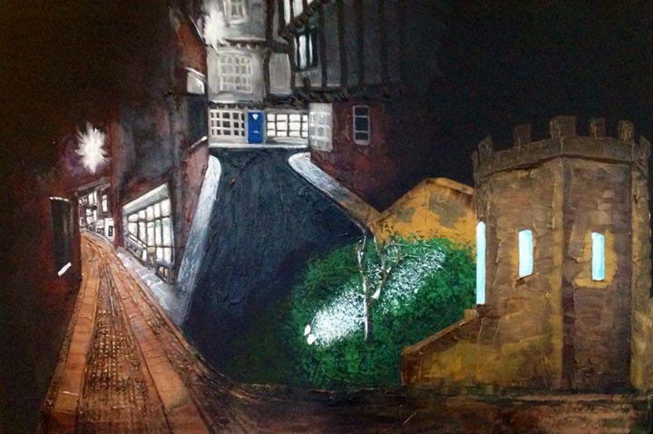 York Shambles - Mark James