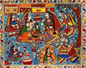 Radha Krishna - Folk Dance