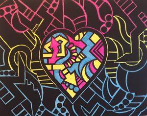 """Kind Heart & a Black Soul"""
