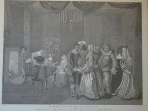 Royal Masquerade Somerset House