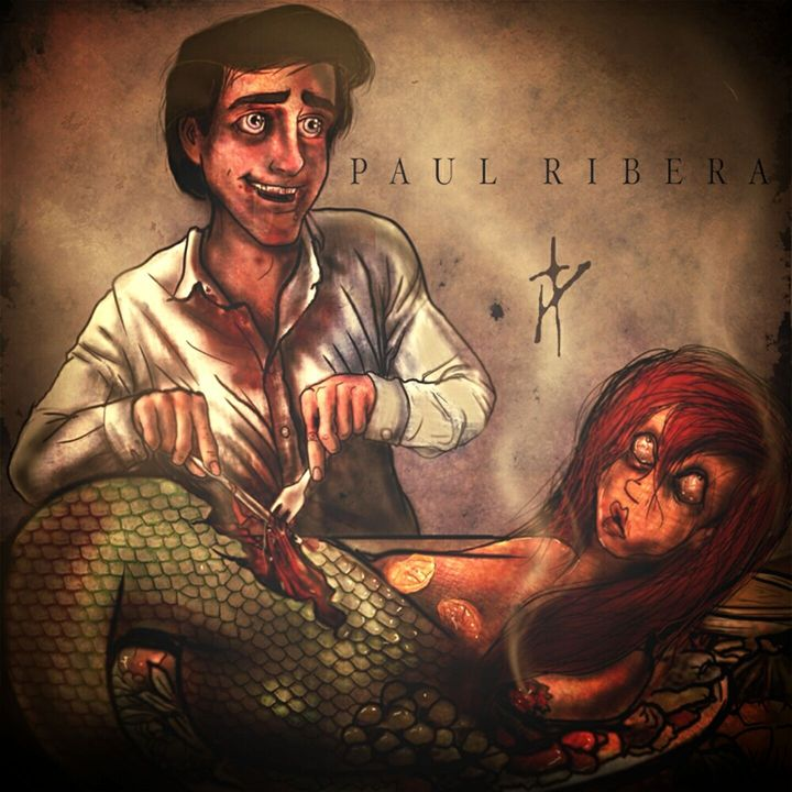 Eat your girl. - Paul Ribera Art