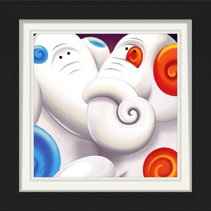 Entwined - Framed Limited Edition - Branded7