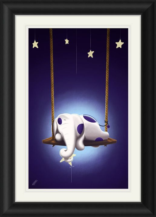 Wish Upon A Star - Framed Edition - Branded7