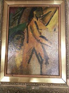 Original Picasso Painting