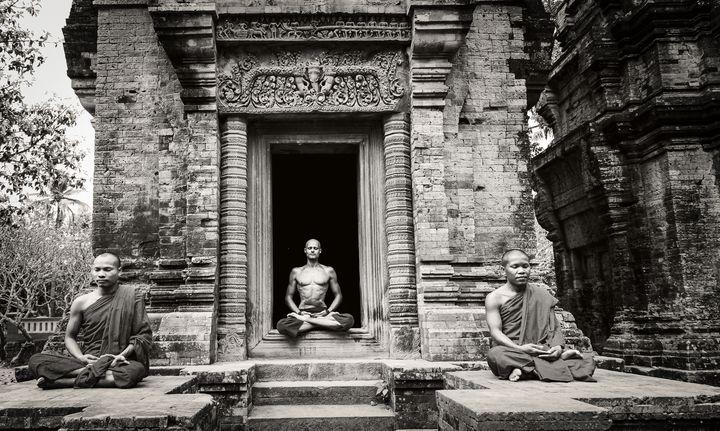 Yoga Meditation - OtaPhotoTours