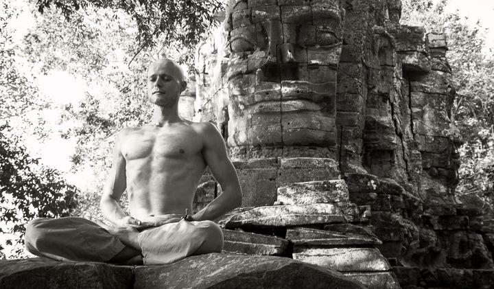 Yoga Meditation 5 - OtaPhotoTours