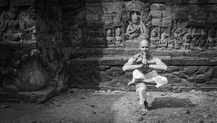 Yoga Meditation 4 - OtaPhotoTours